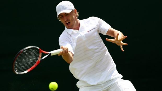 Wimbledon 2016 John Millman