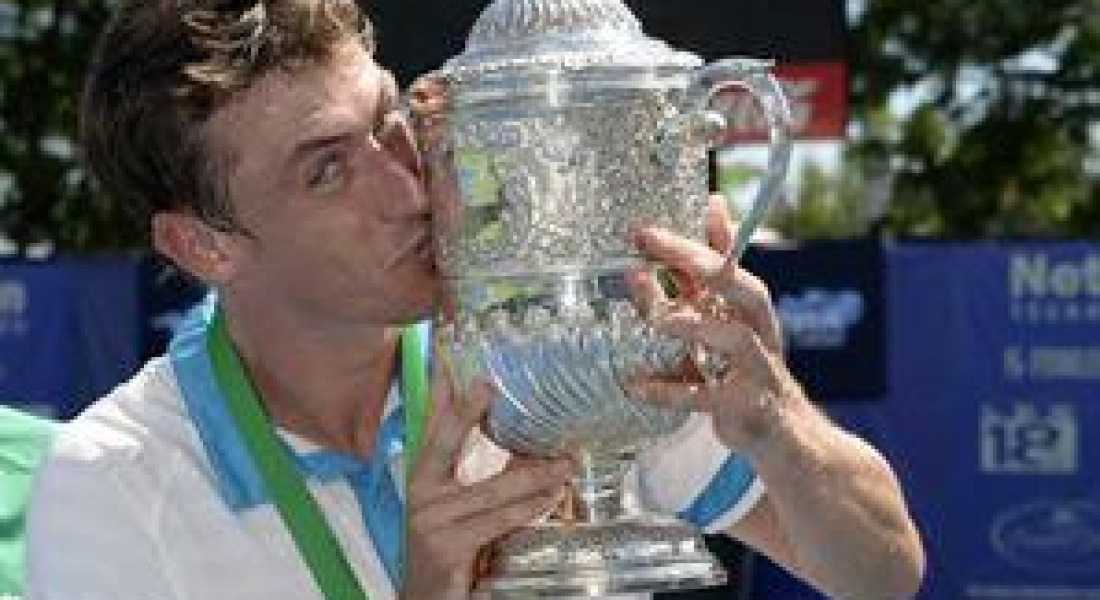Winner -John Millman in Aptos Challenger 2015!